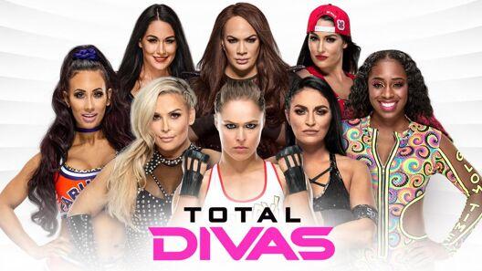 Affiche Total Divas