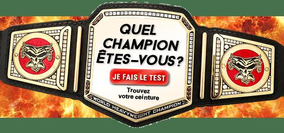 Quel champion êtes-vous ?